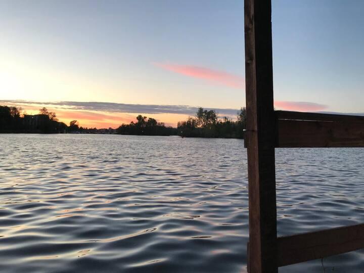 Nostalgie auf dem Wasser