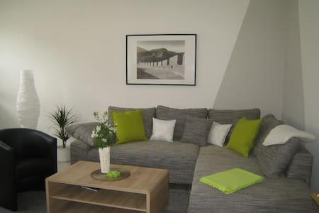 Liebevoll eingerichtete Ferienwohnung auf 83 qm - Salzwedel - อพาร์ทเมนท์