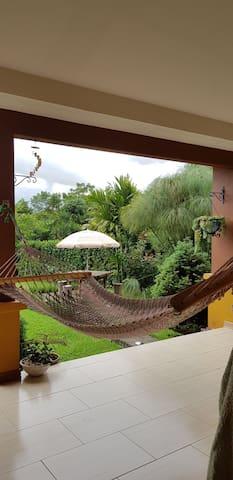 Tranquilidad, aire puro y fresco