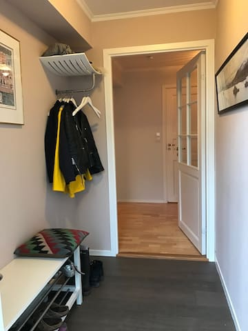 Cosy apartment in a quiet area close to downtown - Bergen - Wohnung