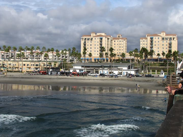 2BR Ocean View - 5 nites @ Oceanside Pier resort