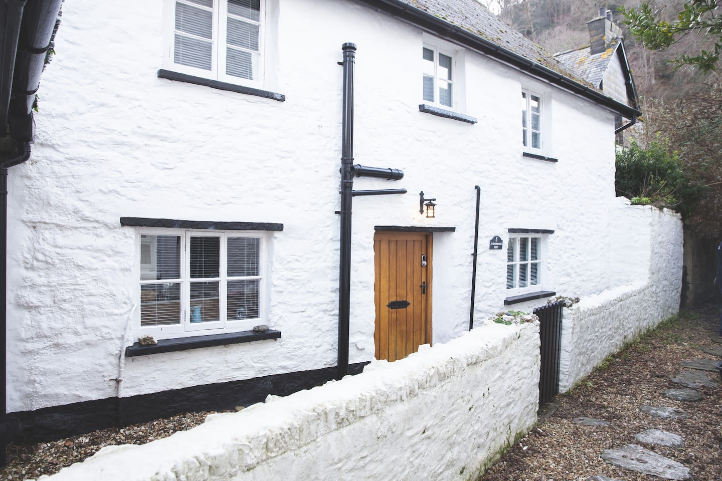 Fisherman's Rest Cottage - Lynmouth