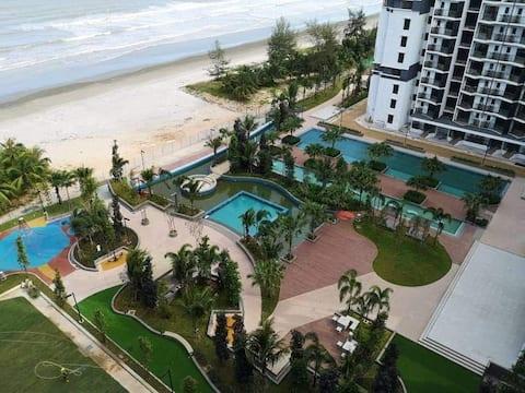 Hope you enjoy holiday the beach in Balok.
