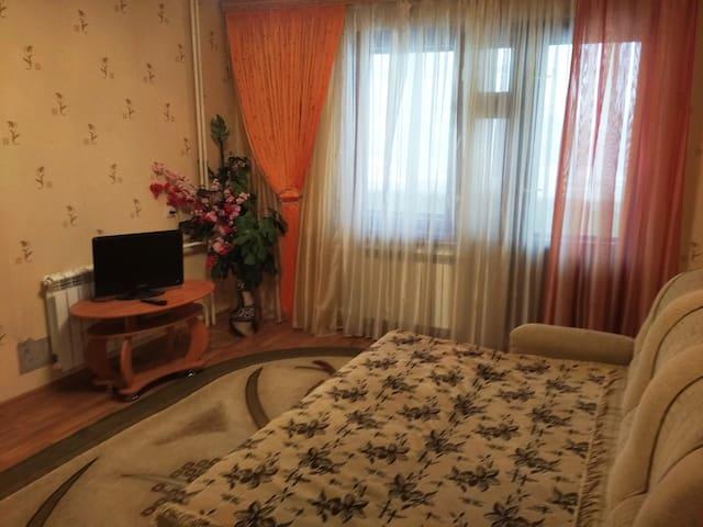 Тихое место (3-х комнатная) 6+1