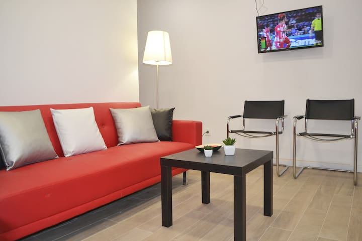 Individual private rooms (with key) LOGROÑO!