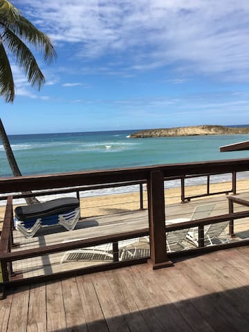 Palmas Beach Club apt. #1 - Isabela - Apartamento
