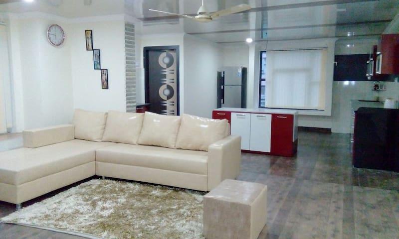 Kunzang's Furnished Apartment - Ranipool - Byt