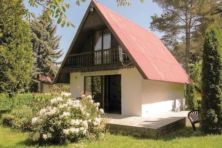 Holiday cottage with 2 bedrooms on 50m² in Sobótka