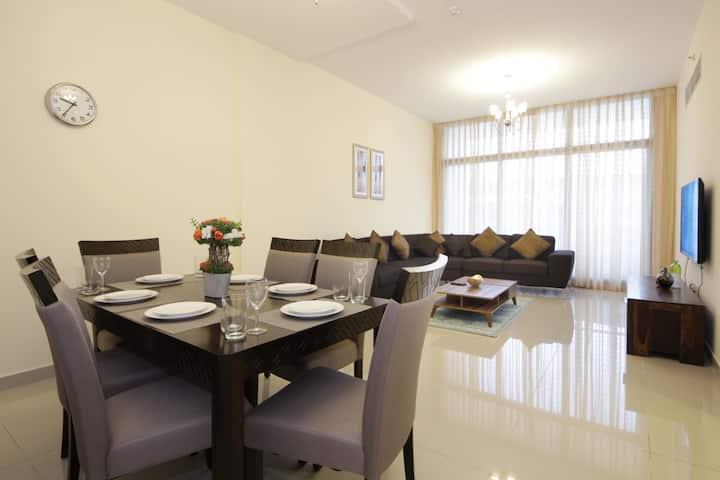 Deal! Spacious 02 BR + Maid's Room in Al Telal 14