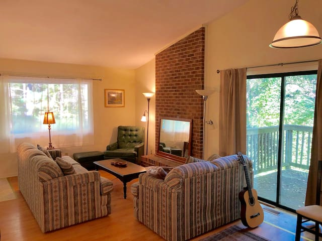 2 Bedroom Clean AirBnB In Chapel Hill, NC