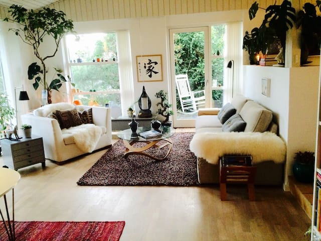 Cozy guest-room (12 m2) for rent - Hjorring - Villa