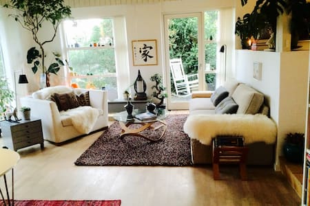 Cozy guest-room (12 m2) for rent - Hjorring