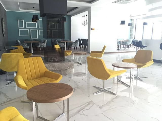 2+1 modern apartment for rent close the beach - Alanya - Apartment