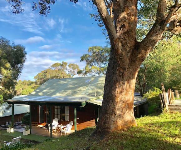 Blue Wren Forest Cottage Retreat.