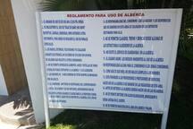 REGLAMENTO DE LA ALBERCA / RULES OF USE THE POOL