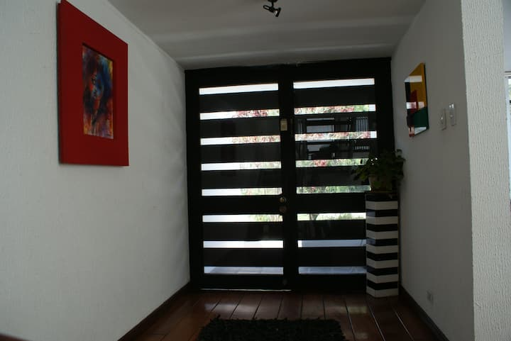 HABITAT III - MODERN STYLE HOUSE