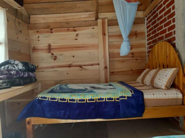 Cabaña Paraíso Tziscao | 3 | para 4 personas