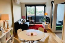 Cosy seaside Apartment in the heart of bayside