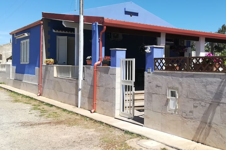 Casa vacanze Marina di Ragusa La Pausa blu