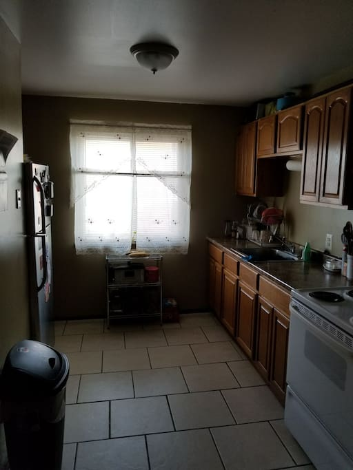 Nice kitchen fully equipped