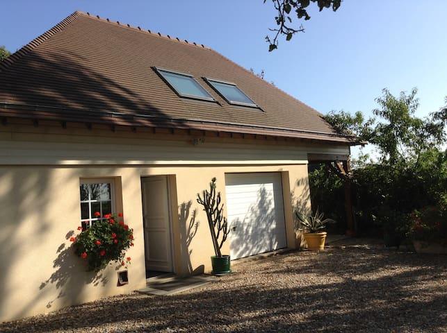 Loft Chez L'Habitant (Le Jardin des Enigmes)