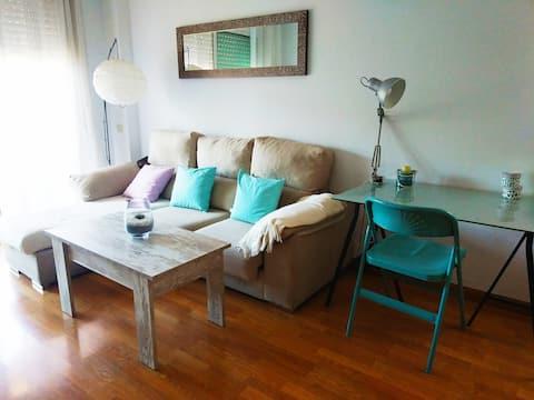 Habitación privada 30' centro Barcelona precioso.