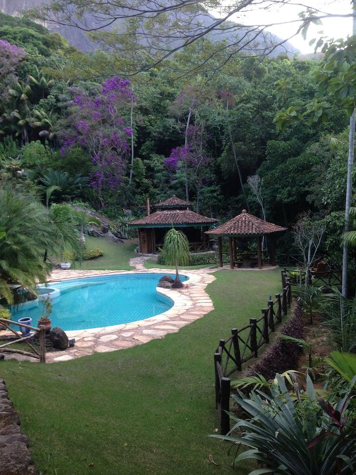 Guest House Tânia Alves - Casa de Fazenda