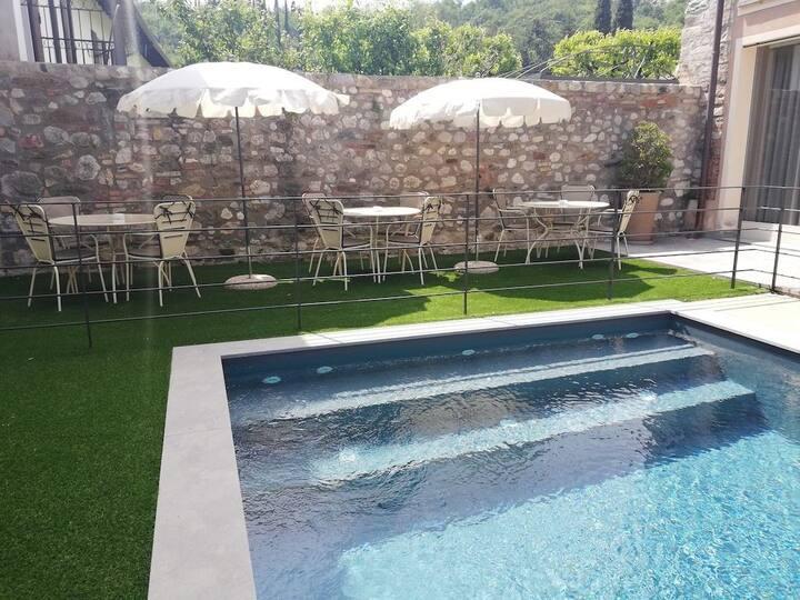 Villa Fontanelle - TriLoft con piscina [1]