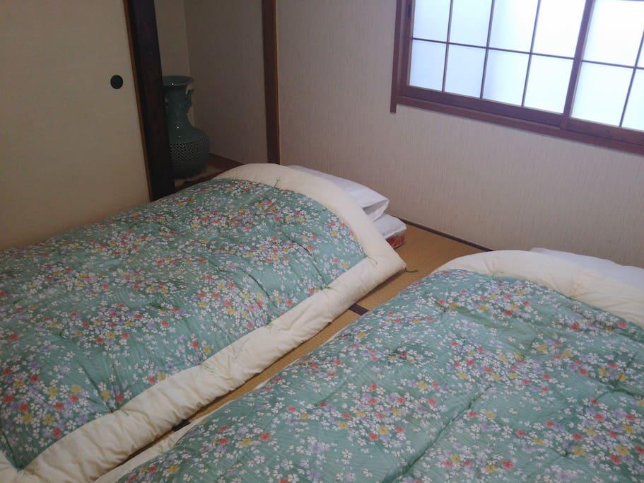 夜1階6畳和室