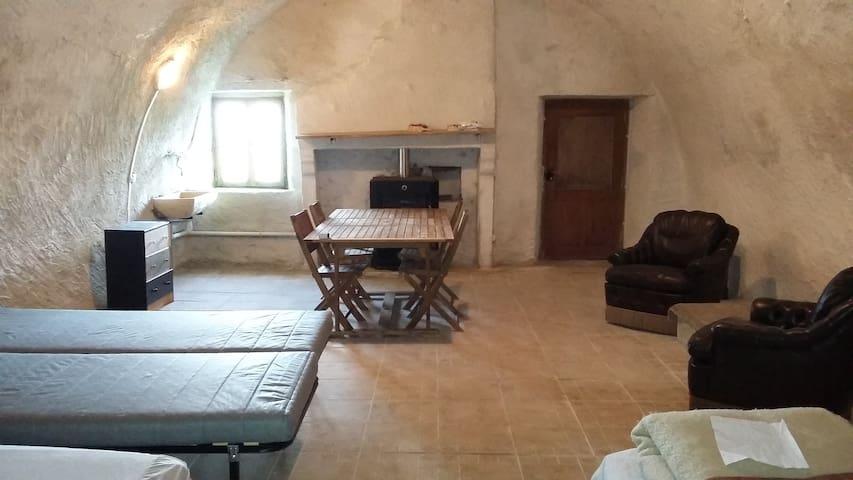 Buron de La Loubeyre - Bas - La Godivelle - Casa