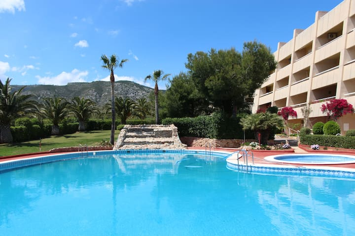 Apartment in the Natural Park of Alcocebre. - Alcossebre - Apartment