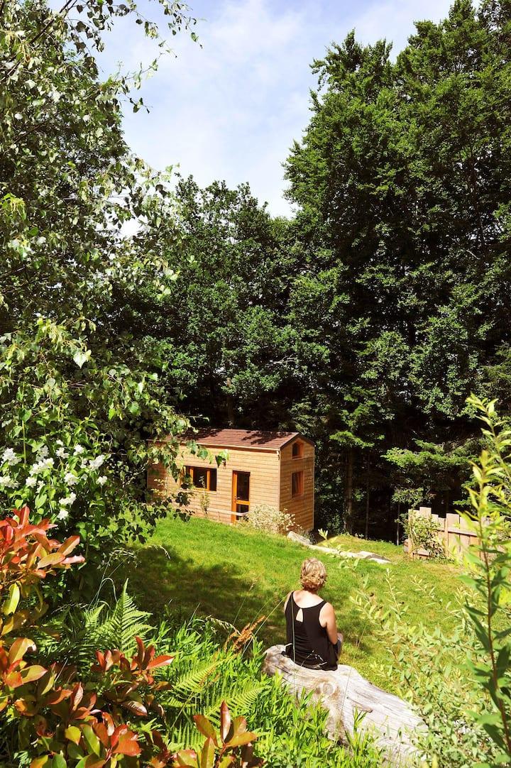 Expérience insolite en Tiny House dans les Vosges