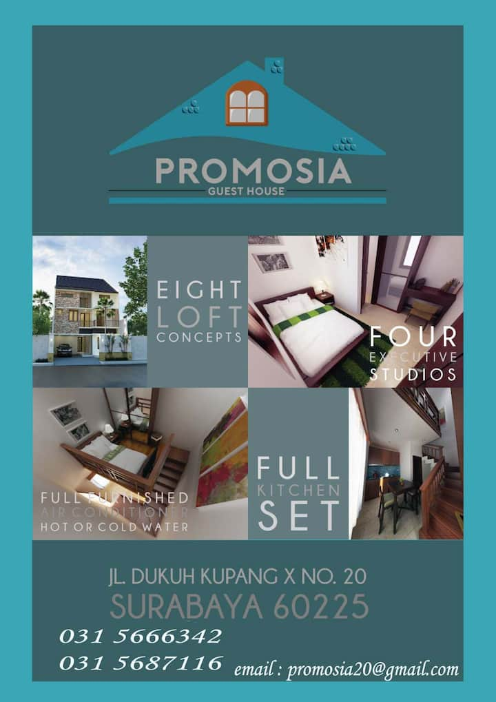 Promosia Guest House Service Residence