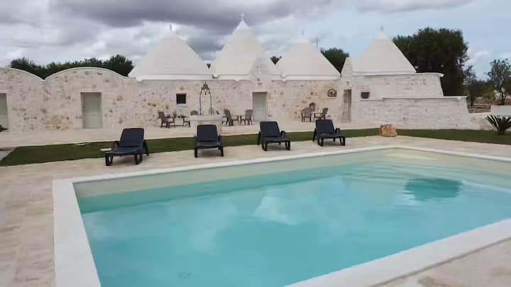 Resort li trulli