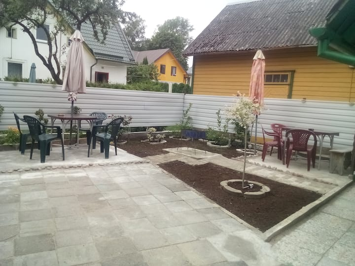 rent rooms in palanga 2v GL