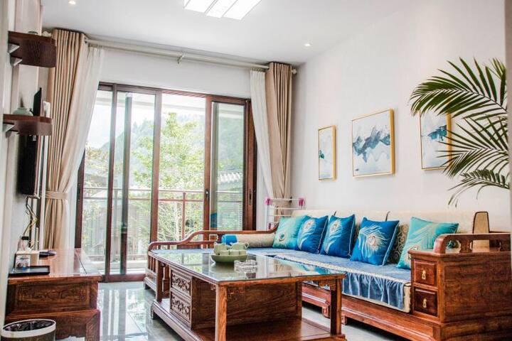 [私汤]玛御谷温泉轻奢度假公寓