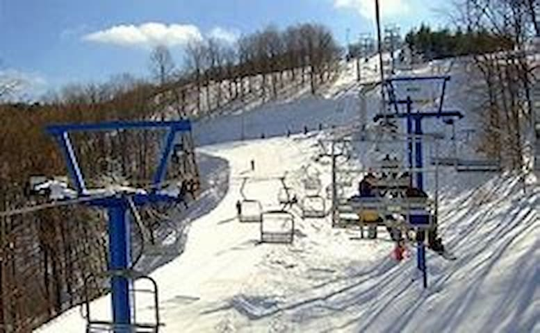 Skiing Resorts
