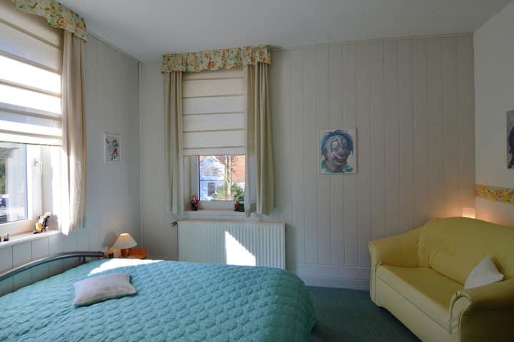 Bright Apartment in Wildemann near Town Center