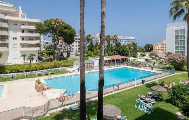 Cozy 1 bedroom apartment in Benalmadena Costa
