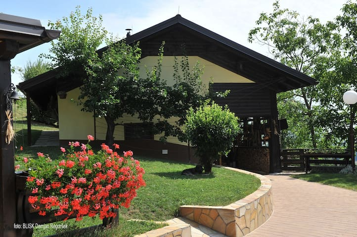 Estate HERBALIJA - surrounded by Nature - Virštanj - Apartment