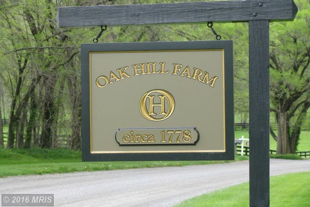 Welcome to Oak Hill Farm