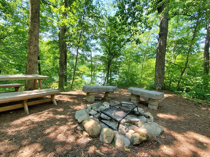 Tentrr Signature Site - Camp Lake Grinnell