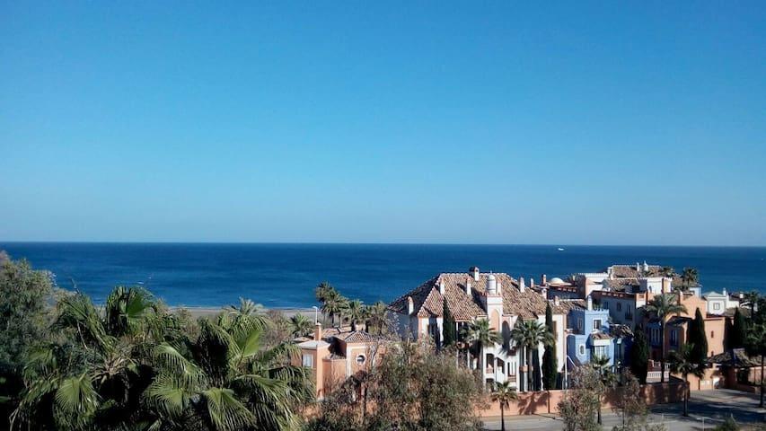 Sea Views, the Beach, Golf, Costa del Sol, Spain