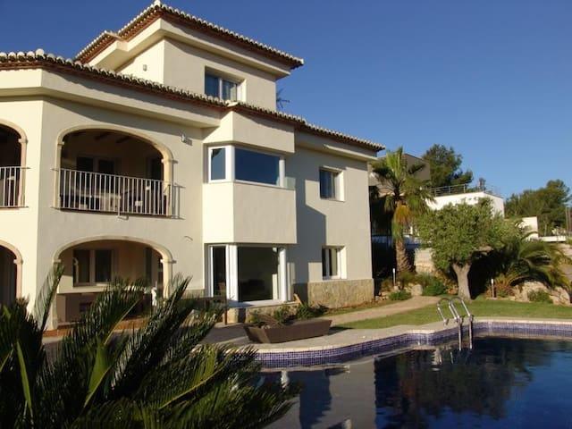 Casa Hispano - hier beginnt dein Wohlfühl-Urlaub - Xàbia (Jávea) - Villa