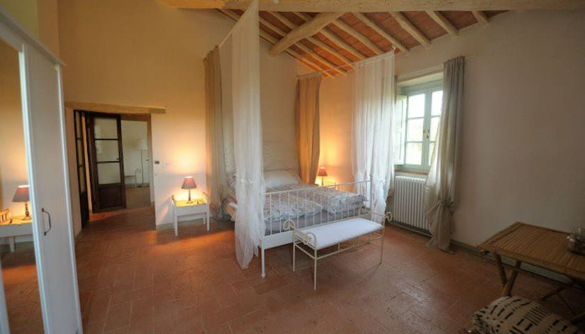 il podere degli artisti - Florenz - Villa