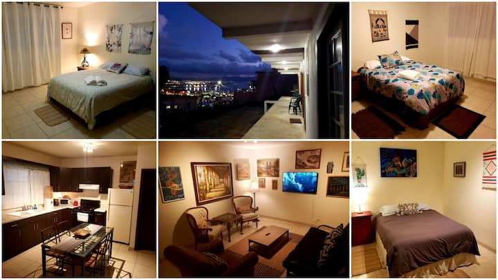 ➡️ 3 BR Port View Condo 2 blocks from DT w/🅿️ (2)