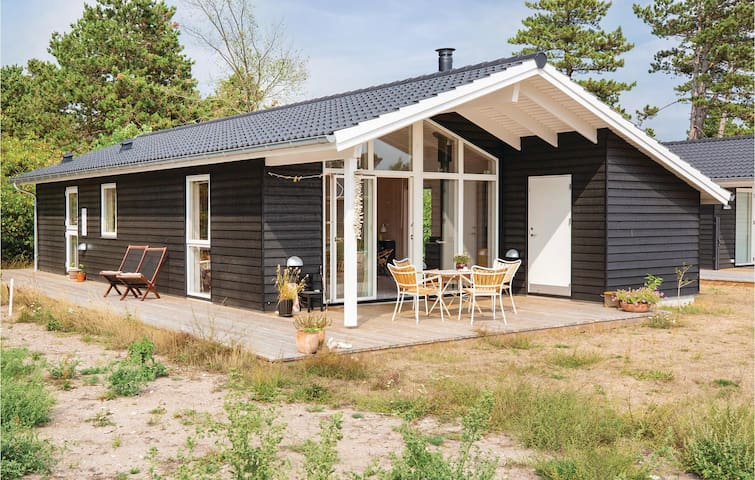 Holiday cottage with 2 bedrooms on 80m² in Nykøbing Sj