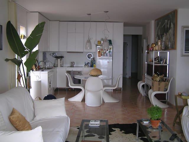 Un apartamento desde el que se ve y se oye el mar - Mojácar - อพาร์ทเมนท์