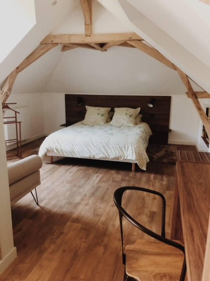 Chambres d'hôtes Le Rocher #1