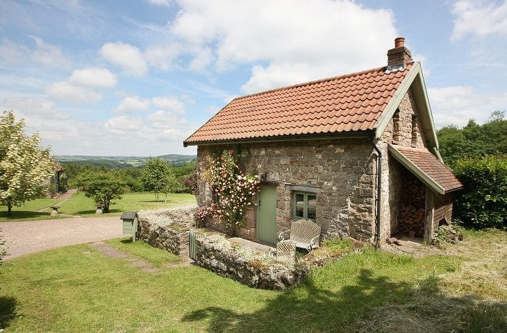 Orchard Cottage (Monmouthshire) - Penterry, near Chepstow - Hus